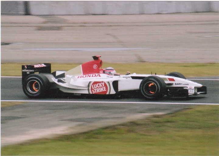 2003年F1日本GP